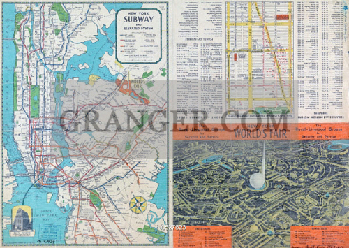 Map Of New York Restaurants.Image Of Map New York City 1939 Map Of New York City For